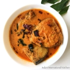 Kerala Style Fish Curry (with green mangoes or kodampuli)