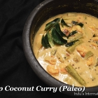 Kerala Shrimp Coconut Curry (Chemeen Thengarachu Curry)