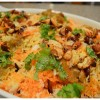 Chicken Biryani (in a coconut and cashew masala)