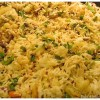 Vegetable Fried Rice (Thai Style)