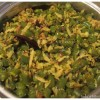 Green Beans with coconut (Beans thoran)