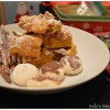 Homemade Holiday gifts: Cookies, Bars and Chocolate Covered Pretzels