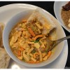 Shaali Aunty's Misal Paav (Spicy Sprouted Moth lentil curry)