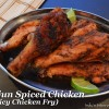 Cajun Spiced Chicken (Spicy Chicken Fry)