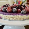 Berry 'Cheese Cake' (Gluten free, Paleo, Vegan)