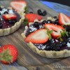 'No Bake' Blueberry Mini Pies (Vegan, Paleo,AIP)