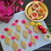 Kaju Barfi with honey || Refined sugar free Kaju Katli || Cashew Nut Fudge