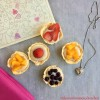 Mini Coconut Custard Tarts || Mini Custard Fruit Tarts (Vegan, Paleo, AIP)