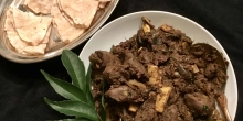 Chicken Liver Masala || Kerala Style Chicken Liver (Paleo, Whole30, AIP, Keto)